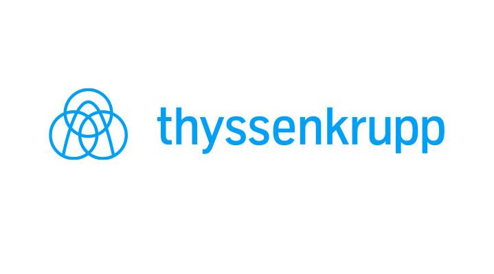 Referenzlogo Thyssen Krupp