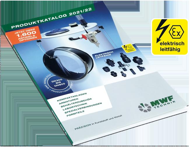 MWF Technik Produktkatalog 2021/22